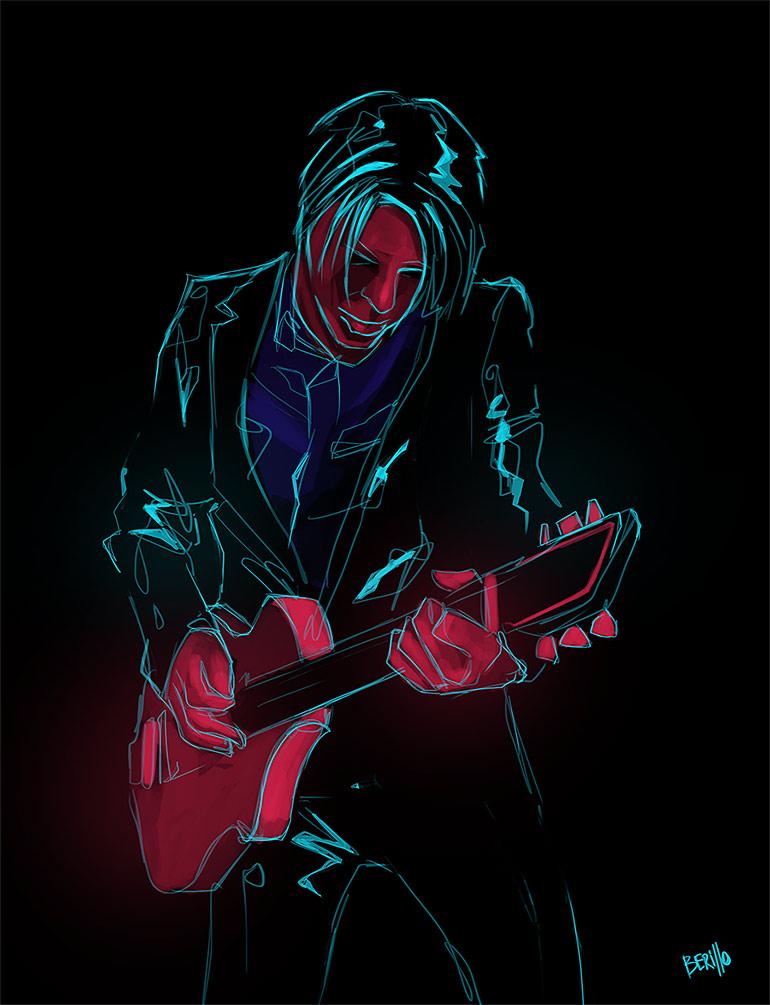 2_David_Bowie_Alexander_Berillo_Illustration_Frankfurt_am_Main